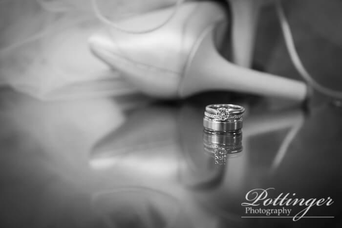 Cincinnati wedding ring photo