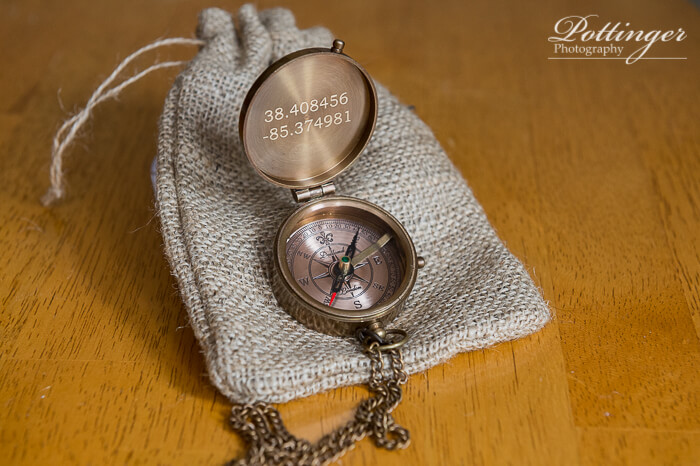 Gift Idea – Personalized Compass