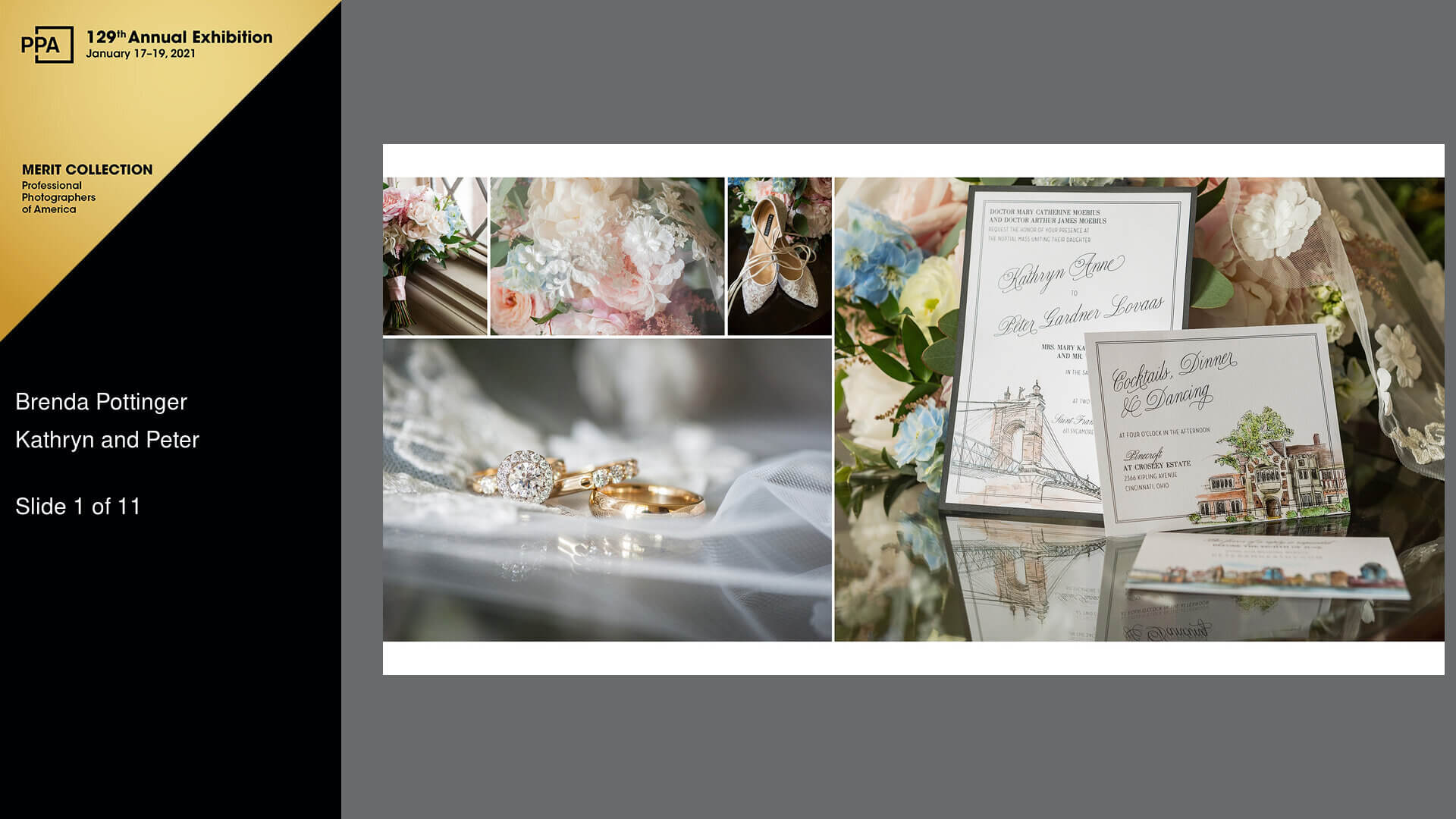 Pinecroft at Crosley Estate wedding photo