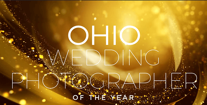 Ohio Wedding Photographer of the year
