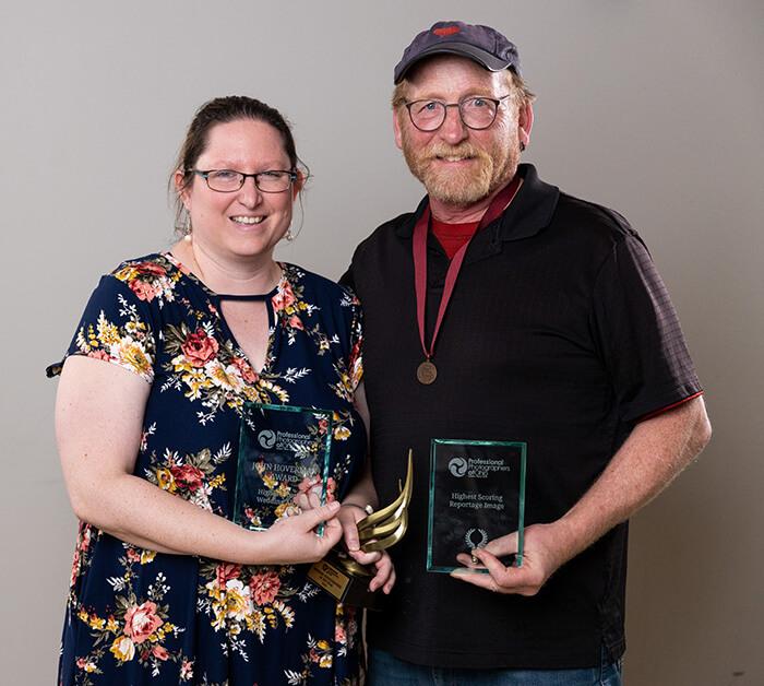 Ohio Wedding Photographer of the Year award